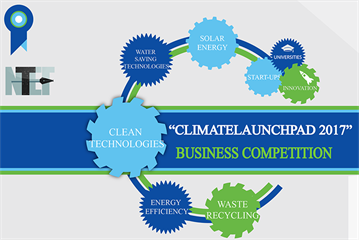 Got an innovative, cleantech startup idea? CliamateLaunchpad is waiting for you!