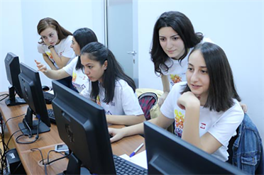 "Armenia Joined EU Code Week with ""Learn to Code! It's Fun!"""