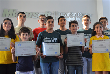 Technocamp: Microsoft's Armenian Tech Camp Teaching Children Web Development