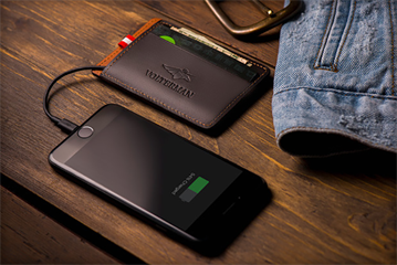 Volterman, World's Most Powerful Smart Wallet is Live on Indiegogo!