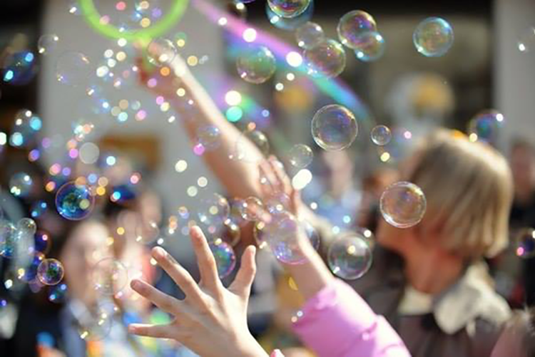 Yerevan-Soap-Bubble-Event