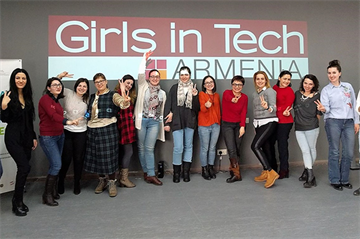 Interview with Girls in Tech: Women in Armenia are Making Their Way in Tech