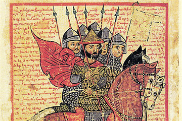Alexander the Great's Last Will Found Encrypted in an Armenian Manuscript