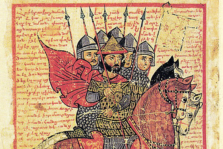 alexander the great will in armenian manuscript
