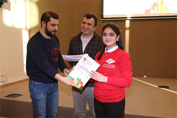 Meet the Winners of DigiCode Programming Contest
