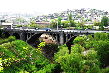 Yerevan's Bridges and Their Secrets