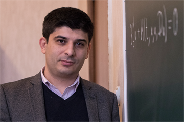 Rafael Barkhudaryan: The mystery of math is enticing