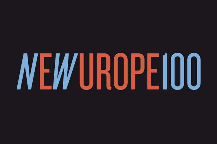 Startup Armenia founder Hayk Asriyants is in 2016 New Europe 100