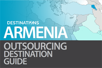 Armenia Featured as an Outsourcing Destination by German Outsourcing Association