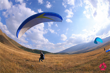 AAAAAAHHHHHH?!: Parachuting and Paragliding in Armenia