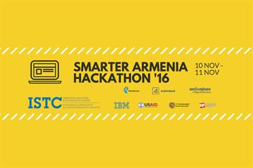 Smarter and Smarter: Smarter Armenia Hackathon 16 Winners are Known!