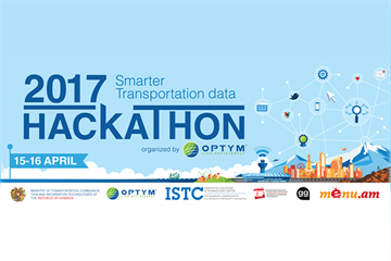 Smarter Transportation Data Hackathon Accepts Applications!