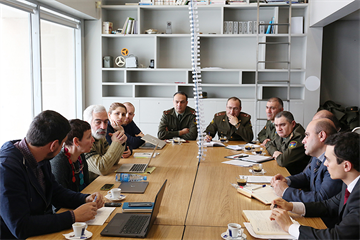 TUMO and Military Service: a New Initiative
