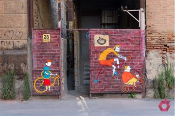 Yerevan Street Art: Undiscovered Treasure in the Small City
